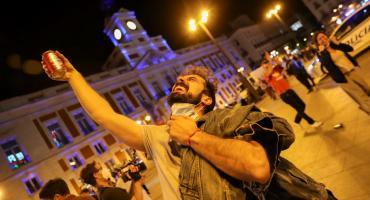 Descontrol en las calles de Madrid tras el levantamiento del estado de alarma