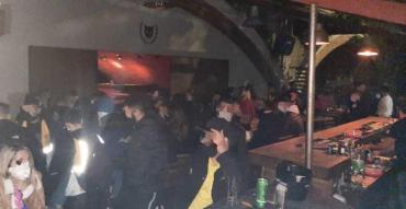 Clausuraron una fiesta clandestina en Palermo con más de 50 personas y secuestraron droga