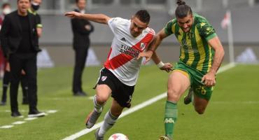 River liquidó a Aldosivi por 4 a 1 en el Monumental y se metió en los Cuartos de Final