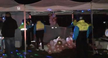 En plena segunda ola de coronavirus, desbaratan fiesta de cumpleaños de 15 con más de 150 personas en La Plata
