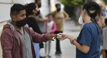 Coronavirus en la Argentina: 11.582 nuevos contagiados y 283 muertos en las últimas 24 horas