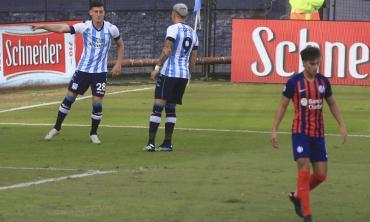 Racing le ganó 2 a 0 a San Lorenzo, lo eliminó y avanzó a los Cuartos de Final