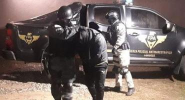 Detienen a un policía retirado acusado de liderar una banda dedicada a la venta de drogas