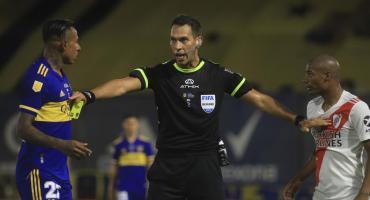 Facundo Tello será el árbitro del Boca-River de la Copa de la Liga Profesional