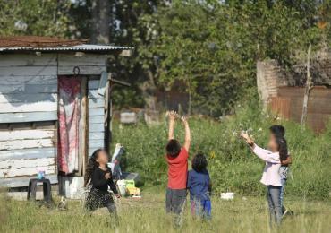 El 9,6% de la población de Argentina habitó viviendas deficientes en el 2° semestre de 2020, según el INDEC