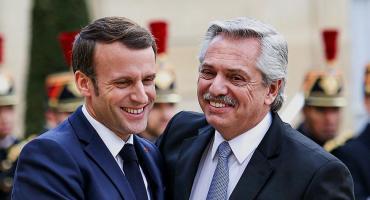 ¿Por qué Alberto Fernández vuelve a Francia en menos de cincuenta días?