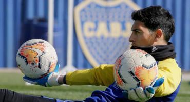 Andrada dio negativo en el testeo, regresa a la Argentina y no jugará el Superclásico