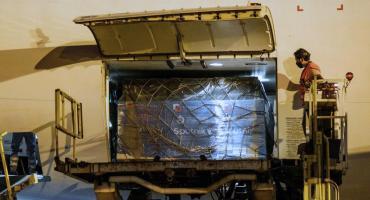 Regresa de Rusia a la Argentina el vuelo con 500 mil dosis de la vacuna Sputnik V contra coronavirus
