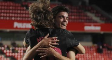 LaLiga: Real Madrid goleó al Granada y le metió presión al Atlético Madrid