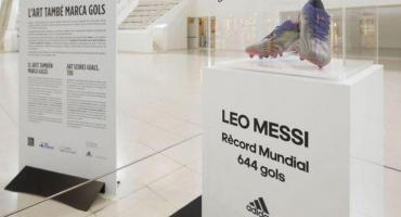 La increíble cifra que pagaron por los botines de Lionel Messi en una subasta