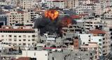 Israel ataca Gaza con tanques y cazas: palestinos huyen de sus casas