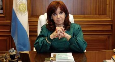 Cristina Kirchner rompió el silencio: