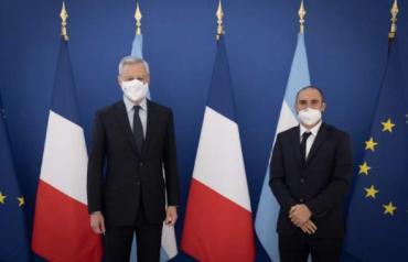 El Club de París analiza retrasar el vencimiento de deuda de la Argentina