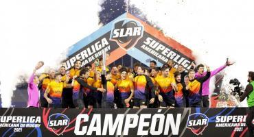 Jaguares venció a Peñarol y se consagró campeón de la SLAR