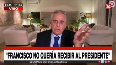 Roberto García y un secreto revelado: