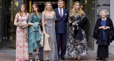 La reina Máxima cumple 50: hubo festejos toda la semana en Holanda