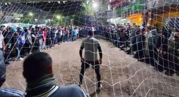 El video del arquero de River Alan Díaz: ataja penales por plata