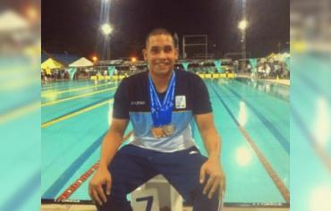 Dolor en el deporte argentino: murió por coronavirus el nadador paralímpico Jorge Corvalán