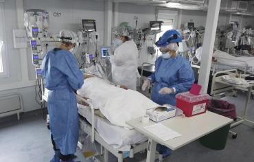 Coronavirus en Argentina: confirmaron 300 muertes y 13.736 contagios en las últimas 24 horas