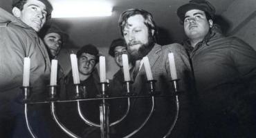 Murió de coronavirus el rabino Baruj Plavnik, reconocido por su labor en la guerra de Malvinas