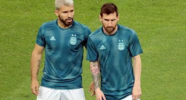 Sergio Agüero llegó a un acuerdo con el Barcelona y será nuevo compañero de Messi