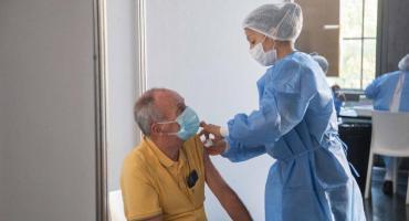 Coronavirus en Argentina: informaron 20.363 contagios y 465 muertes en las últimas 24 horas