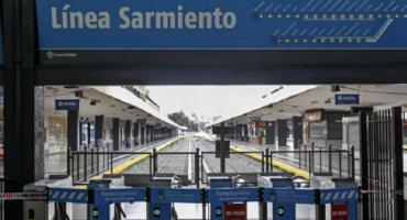 Ferroviarios del Sarmiento harán una protesta este miércoles que