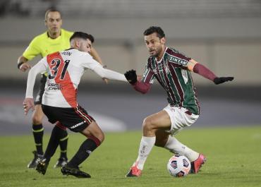 Copa Libertadores: River cayó ante Fluminense pero se metió en octavos por el empate de Junior