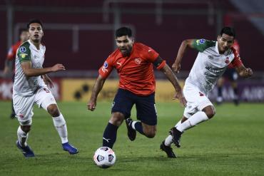 Independiente venció a Guabirá y se aseguró el pase a los octavos de final de la Copa Sudamericana