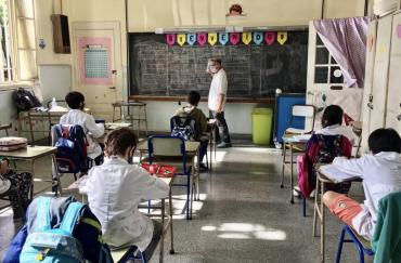 Más de 3 millones de chicos vuelven a las aulas bonaerenses