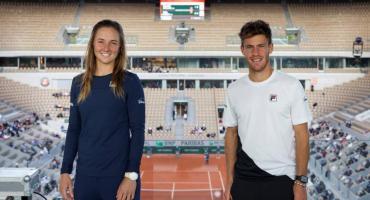 Roland Garros: Schwartzman, con debut accesible y Podoroska, ante una rival complicada en el debut