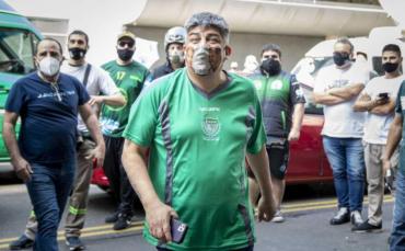 Tras una gestión ante Alberto Fernández, Pablo Moyano consiguió 4.600 vacunas para Camioneros