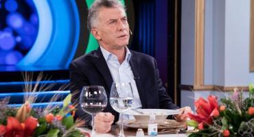 Mauricio Macri sobre Alberto Fernández: