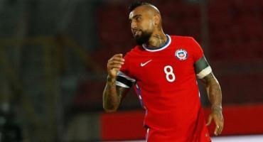 Chile pierde a Arturo Vidal para el partido con Argentina por coronavirus