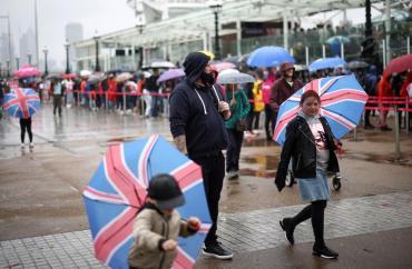 Alarma en Gran Bretaña: se registró el mayor número de muertes desde el inicio de la pandemia