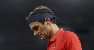 Shock en Roland Garros: Roger Federer se bajó del torneo por problemas físicos