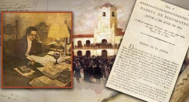 7 de junio, Día del Periodista: la historia de la Gaceta de Buenos Aires y el periodismo en la Revolución de Mayo
