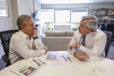 """Eduardo Duhalde: """"Voy a tratar por todos los medios que este Gobierno no pueda seguir"""""""