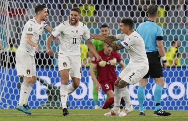 Eurocopa: Italia aplastó a Turquía en el debut