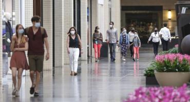 La Provincia confirmó que abrirán los shoppings de los distritos que estén en Fase 3