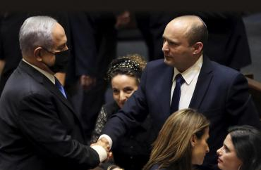 Fin de la era Netanyahu: nombran nuevo Gobierno en Israel con Bennet como Primer Ministro