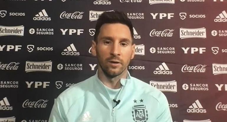 Messi, con la ilusión renovada: