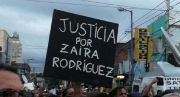 Comenzóel juicio por el crimen de Zaira Rodríguez: