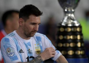 Para Messi, a la argentina le faltó
