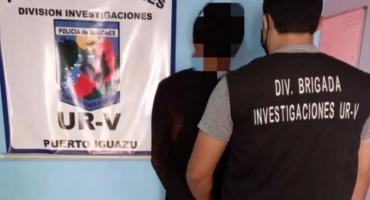 Horror en Misiones: detuvieron a un hombre que quemó a su pareja con agua hirviendo y la mantuvo cautiva