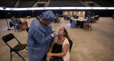 Coronavirus en Argentina: informaron 27.260 contagios y 589 muertes en las últimas 24 horas