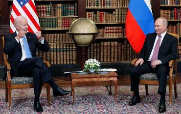 Cumbre histórica: la primera reunión entre Putin y Biden duró casi dos horas