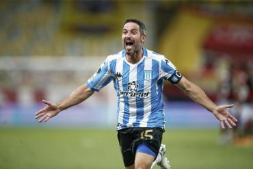 El regreso de un ídolo: Lisandro López vuelve a jugar a Racing
