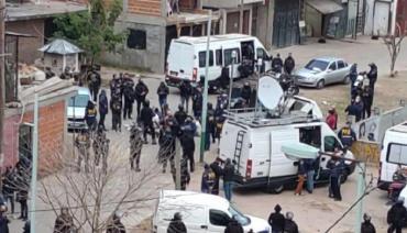 Allanamientos, 7 detenidos y cientos de efectivos para encontrar a