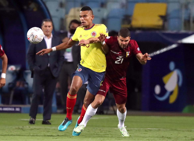 Colombia vs. Venezuela por la Copa América, REUTERS